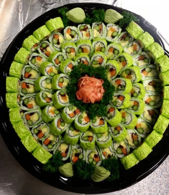 Party Trays & Catering